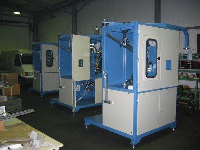 PTA - Maschinen für den elektrischen Aufbau in der Endmontage